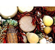 Puglia products Photographic Print