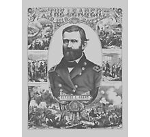 The Leader And His Battles -- Ulysses S. Grant Photographic Print