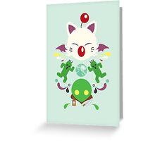 Fantasy Cuteness Greeting Card
