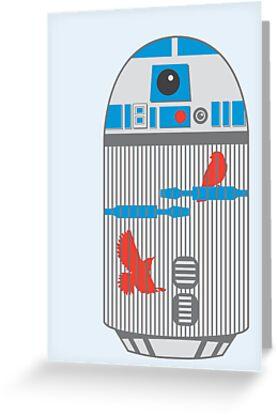 R2 Birdcage by Kannaya