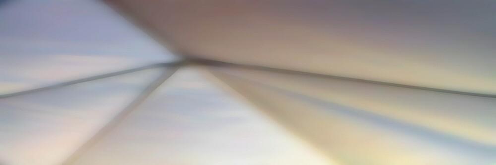 Lights on the wall by Benedikt Amrhein