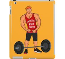 Hercules Whey Protein iPad Case/Skin