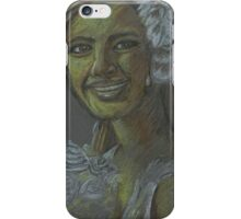 The Young Bride iPhone Case/Skin