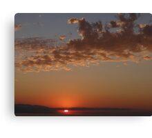 Stunning skyscape - Cielo emocionante Canvas Print