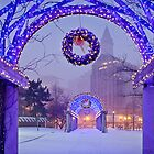 Boston Blue Christmas by Kellypix