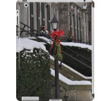 Ribbon and Lamp iPad Case/Skin