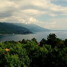 Lake Ohrid by Kristina R.