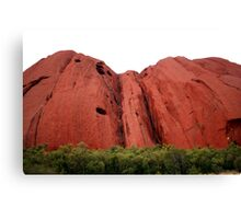 Mighty Uluru Canvas Print