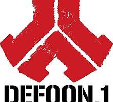 Defqon.1 Logo by KevinStefanoni