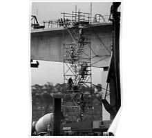 BRIDGE BUILDERS Poster