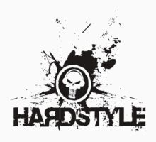 Hardstyle Logo (Smoke Shach) Kids Clothes