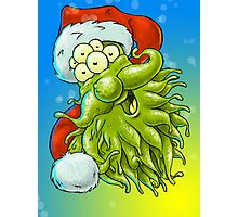 Merry Chrimbleee Photographic Print