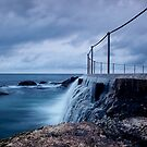 Bronte water fall by Adriano Carrideo