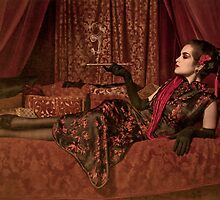 The Opium Den by Analisa Ravella
