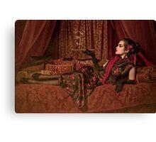 The Opium Den Canvas Print