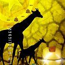 Giraffiti by kaj29