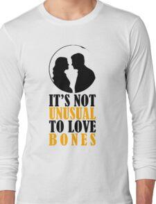 Not Unusual - Bones Long Sleeve T-Shirt