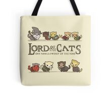 The Furrlowship of the Ring Tote Bag
