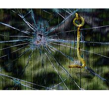 Forced Entry Photographic Print