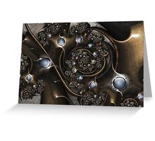 Eternal Corrosion Greeting Card
