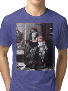 Madonnas lil thug Tri-blend T-Shirt
