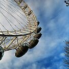 The London Eye by Kate Fortune