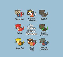 The Justice Cats of Ameowrica T-Shirt