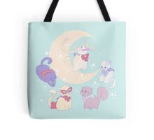 Sailor Mewn Tote Bag