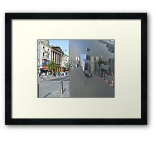 Millenium Tower Dublin Framed Print