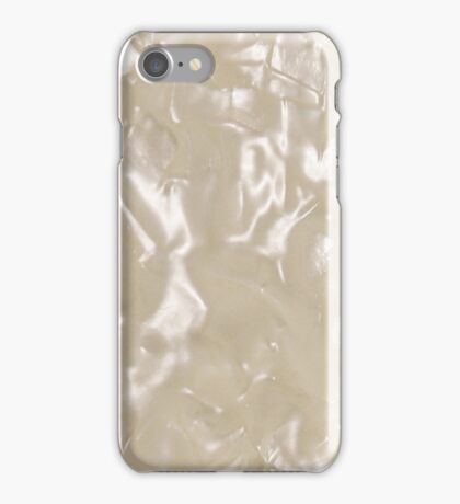 Vintage Pearloid iPhone Case/Skin