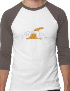 Wallpaper Fin Men's Baseball ¾ T-Shirt
