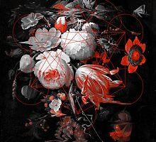 sacred flowers by DrSoed