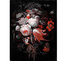 sacred flowers Photographic Print