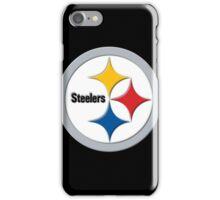 Steelers Logo (Large) iPhone Case/Skin