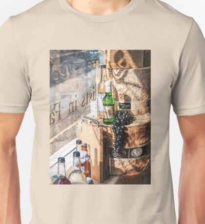 Cheese Shop - Impressions Unisex T-Shirt