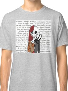 Nightmare Before Christmas Classic T-Shirt