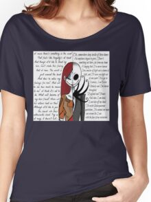 Nightmare Before Christmas Women's Relaxed Fit T-Shirt
