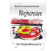 BorderLine Personality Disorder Poster