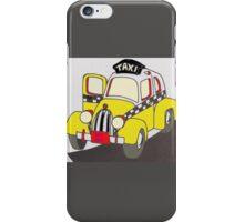 BEST RIDE TAXI iPhone Case/Skin