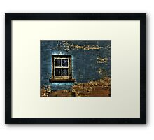 Time Passes Framed Print