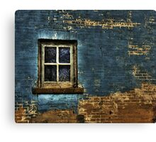 Time Passes Canvas Print
