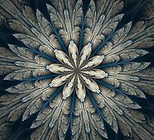 Elliptic Snowflake by Jaclyn Hughes