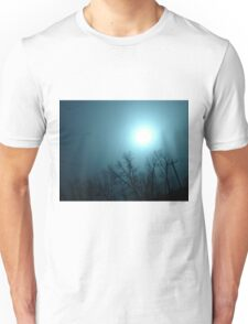 The Sun appears at Night Unisex T-Shirt