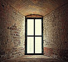 The Lighthouse Window by Kristina Gale