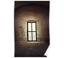 The Lighthouse Window Poster