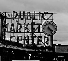 Pike's Place by keeganspera