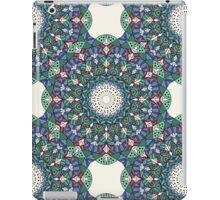 Decorative Repetitive Mandala Design iPad Case/Skin
