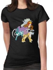 Legendary Beasts Womens Fitted T-Shirt