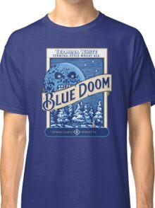Blue Doom Classic T-Shirt