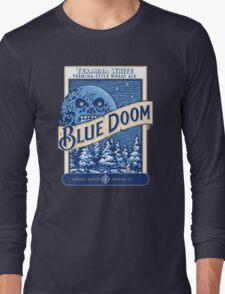 Blue Doom Long Sleeve T-Shirt